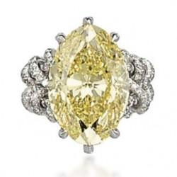 JAR-Bague-diamants-diamant jaune