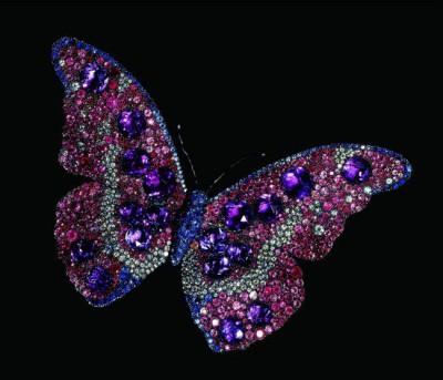 JAR-broche saphirs diamants-brooch-sapphires-diamonds
