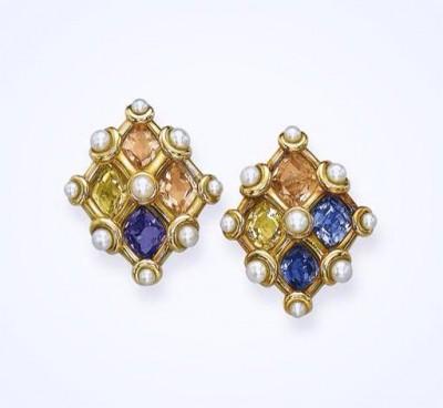 JAR-clips-saphirs-perles-diamants-sapphires-pearls-diamonds