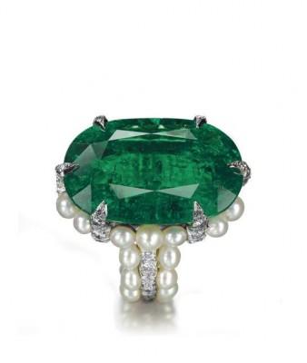 JAR-emerald-diamonds-pearls-emeraude-diamants-perles