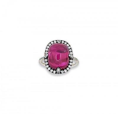 JAR-rubis birman-diamants