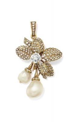 #Pearl #diamonds