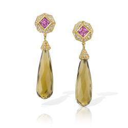 RICARDO BASTA-diamants-saphirs roses-beryls