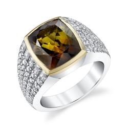 RICARDO BASTA diamants-tourmaline