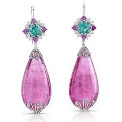RICARDO BASTA diamants-tourmalines