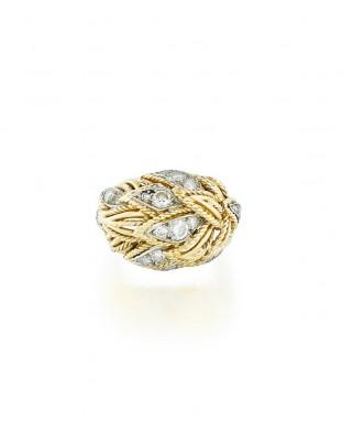 #VAN CLEEF ARPELS #Bague #Diamants #Diamond #Ring