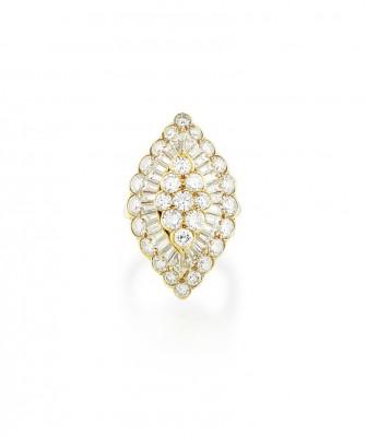 #VAN CLEEF & ARPELS #Bague #Diamants #Ring #Diamond