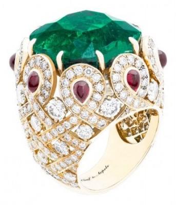 #VAN CLEEF #Diamants #Rubis #Emerald #Emeraude