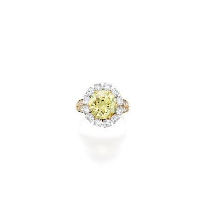 #VAN CLEEF et ARPELS #Ring #diamonds