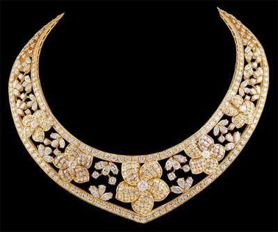 VAN ClEEF & ARPELS-Diamants-collier