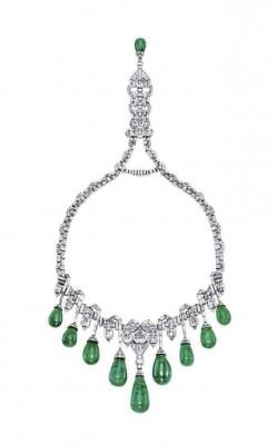 VAN ClEEF & ARPELS-collier-diamants-émeraudes
