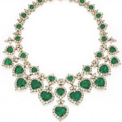 VAN ClEEF & ARPELS-diamants-émeraudes
