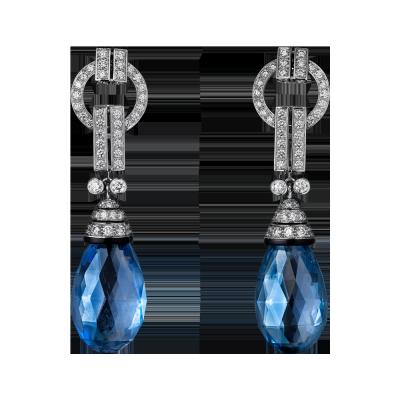CARTIER-collection cartier royal-saphirs-diamants