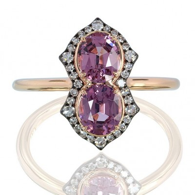 IVY-spinels-diamonds-ring