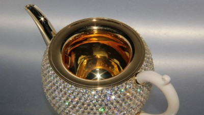 The most expensive tea pot