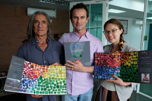 Avec Samanta et Vladyslav Yavorsky