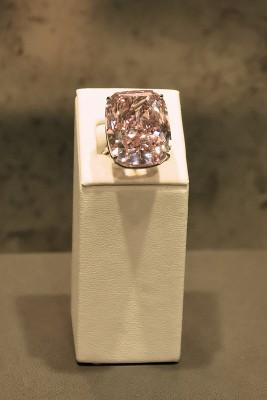 Le diamant Raj Pink