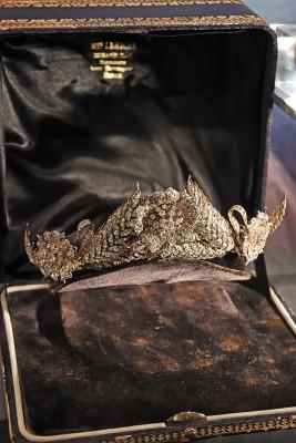 Tiare en diamants de 1874