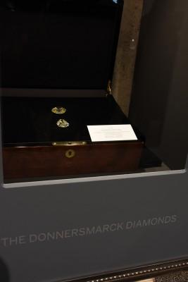 Les diamants jaunes Donnersmarck
