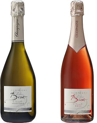 Champagne offert par Gemfrance
