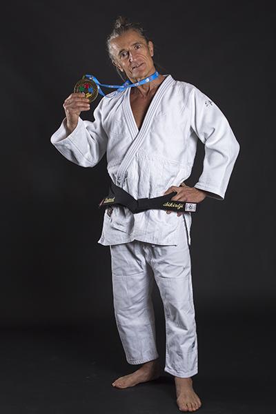 Judo Laurent Sikirdji