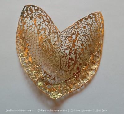 Coeur d'or - Golden heart