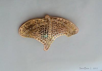 Pendentif ou broche - Pendant or brooch