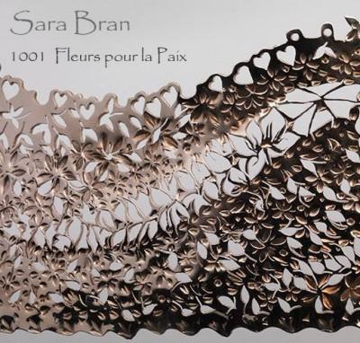Détail col 1001 Autres Fleurs - Detail collar 1001 other flowers