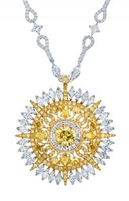DE BEERS #Pendant #Diamonds