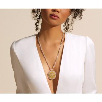 Ra médaillon - Ra necklace
