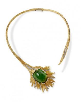Tourmaline Necklace, 2007
