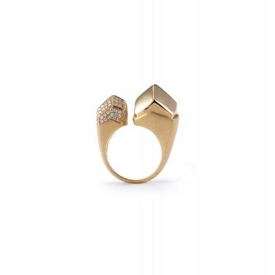 PALOMA SANCHEZ Diamonds gold ring