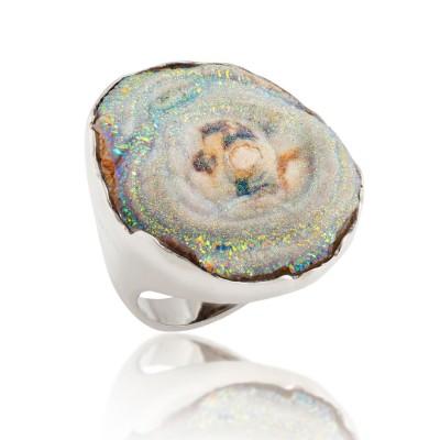 PALOMA SANCHEZ Drusy quartz
