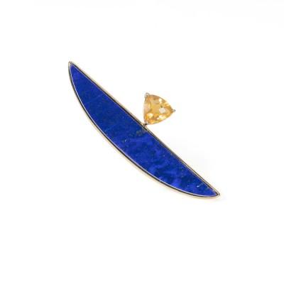 PALOMA SANCHEZ Lapis Lazuli - Mexican Opal