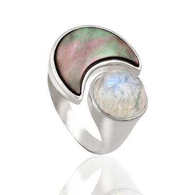 PALOMA SANCHEZ Mother of pearl - Moonstone