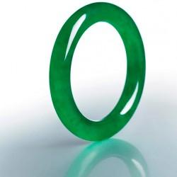 Bracelet en jade birman