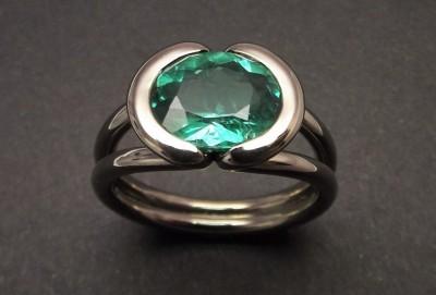 L'ATELIER JOAILLIER - emerald émeraude