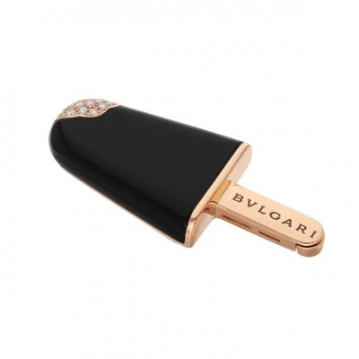BULGARI-broach-black onyx-diamond