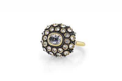 ANA KATERINA - antique diamond - white diamonds