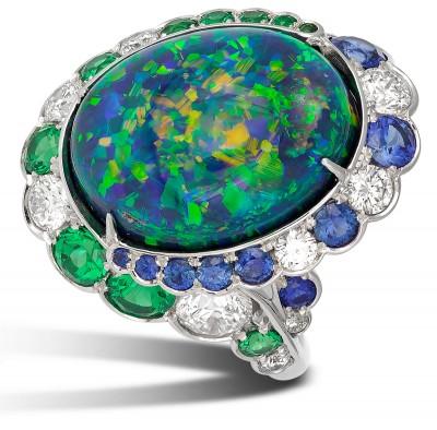DAVID MORRIS - opal - diamonds - sapphires - emeraldsphires - diamonds