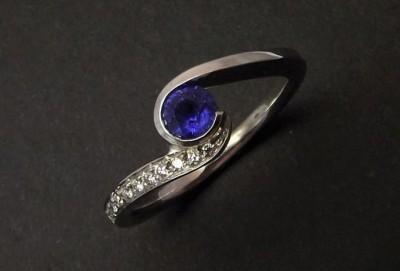 L'ATELIER JOAILLIER - Saphirs,-diamants