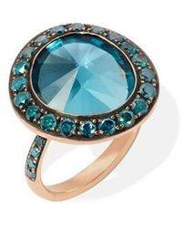 ANNOUSHKA-Rose-Gold-Dusty-Diamonds-18ct-Rose-Gold-Topaz-Ring