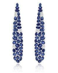 ANNOUSHKA-White-Gold-Sutra-Sapphire-Earrings