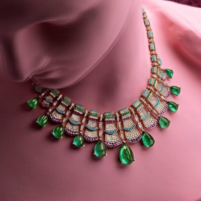 BULGARI - precious-ruffles-necklace-from-bulgari-wild-pop-high-jewellery-collection-Emerald from Zambia-Amethyst-Turquoise-Diamond.jpg