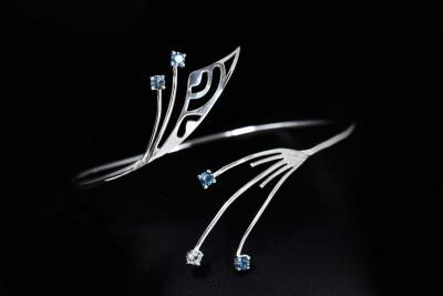 IRIATAI-bracelet-topaze-joaillerie-argent-motif-océanien-création-unique-iriatai-nc-(3)