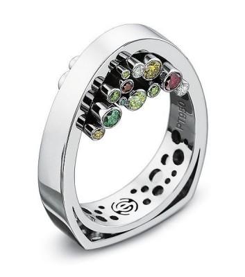 #ERIK STEWART #ring #treated diamonds