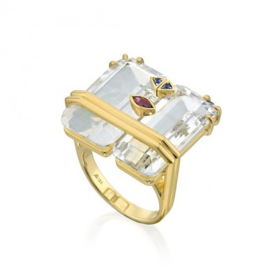 #SAUER #Ring #Gold