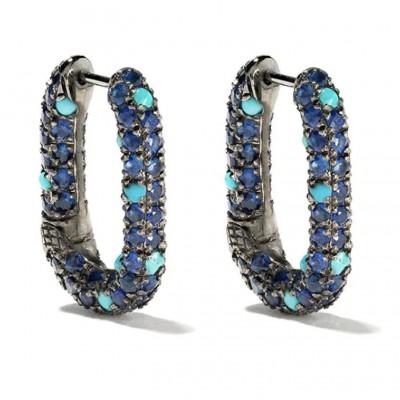 #SELIM MOUZANNAR #Sapphires #Turquoises