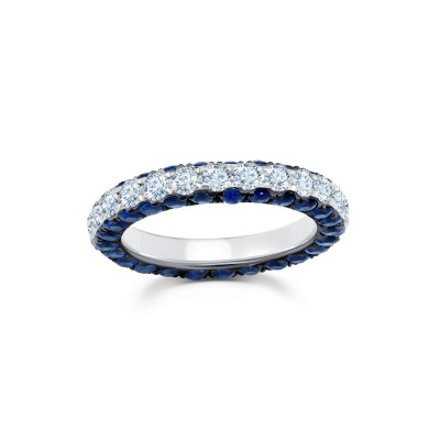 #GRAZIELA #ring #sapphire #diamond #bague #saphir #diamant