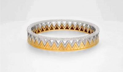 #NUUN #Bungle #gold #diamonds #Bracelet #or #Diamants